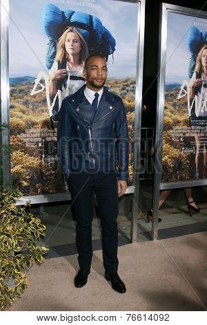 LOS ANGELES - NOV 19:  Kendrick Sampson at the