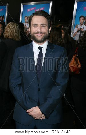 LOS ANGELES - NOV 20:  Charlie Day at the