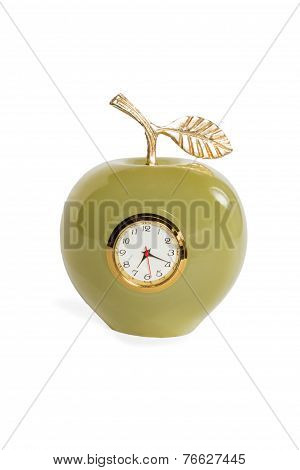 Onyx clock apple