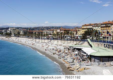 Castel Plage In Nice