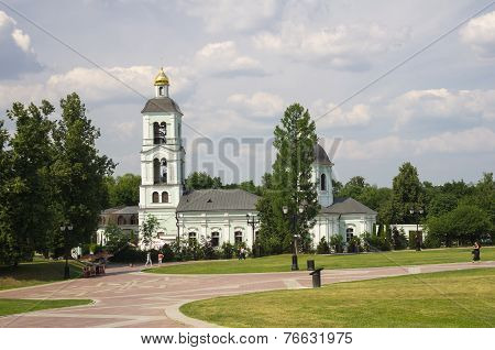 Church Of Icon Of Our Lady Life-giving Spring In Tsaritsyno