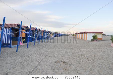 Venezia Lido Beach