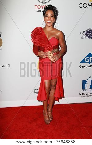 LOS ANGELES - NOV 19:  Tichina Arnold at the Ebony Power 100 Gala at the Avalon on November 19, 2014 in Los Angeles, CA