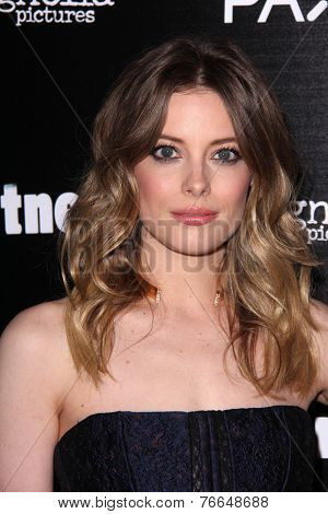 LOS ANGELES - NOV 18:  Gillian Jacobs at the