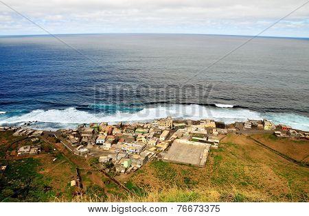 Mosteiros - An Oceanfront Town