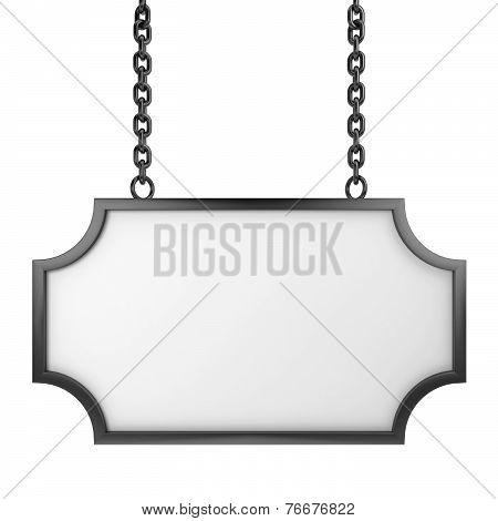 Metal Signboard