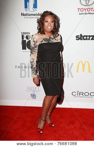 LOS ANGELES - NOV 19:  Star Jones at the Ebony Power 100 Gala at the Avalon on November 19, 2014 in Los Angeles, CA