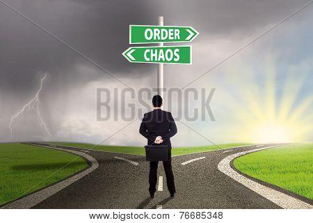 Chaos And Order Choice