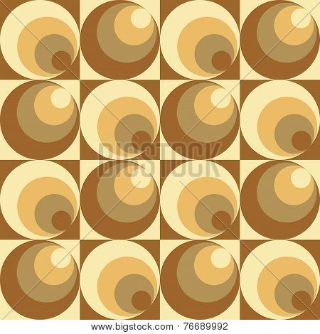 Circles in Circles Pattern