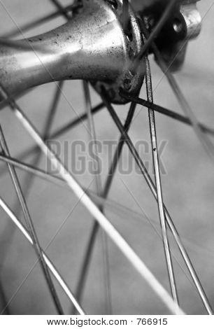 Detail of bike 5