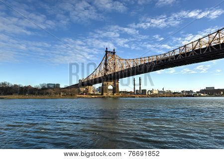Roosevelt Island Bridge, New York