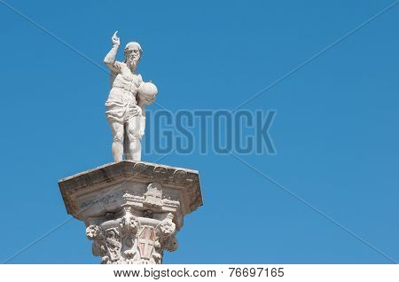 Christ the Redeemer Statue Vicenza