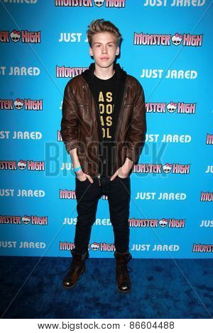 LOS ANGELES - MAR 26:  Aidan Alexander at the Just Jared's Throwback Thursday Party at the Moonlight Rollerway on March 26, 2015 in Glendale, CA