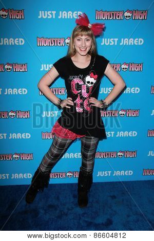 LOS ANGELES - MAR 26:  Tara-Nicole Azarian at the Just Jared's Throwback Thursday Party at the Moonlight Rollerway on March 26, 2015 in Glendale, CA