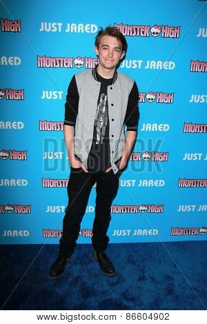 LOS ANGELES - MAR 26:  Dylan Riley Snyder at the Just Jared's Throwback Thursday Party at the Moonlight Rollerway on March 26, 2015 in Glendale, CA