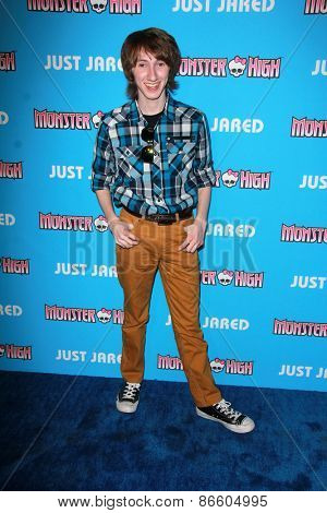 LOS ANGELES - MAR 26:  Nick Azarian at the Just Jared's Throwback Thursday Party at the Moonlight Rollerway on March 26, 2015 in Glendale, CA