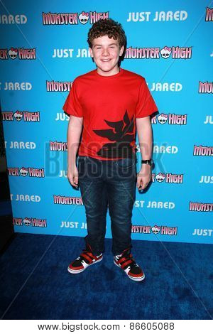 LOS ANGELES - MAR 26:  Sean Ryan Fox at the Just Jared's Throwback Thursday Party at the Moonlight Rollerway on March 26, 2015 in Glendale, CA