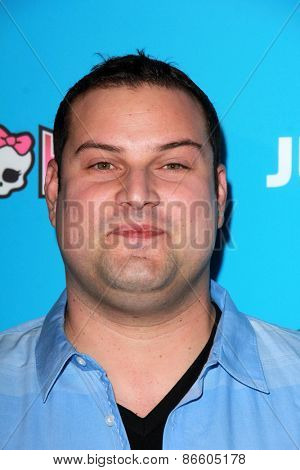 LOS ANGELES - MAR 26:  Max Adler at the Just Jared's Throwback Thursday Party at the Moonlight Rollerway on March 26, 2015 in Glendale, CA