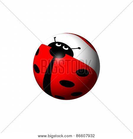 Ladybug Globe