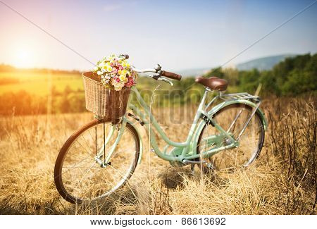 Romantic bike