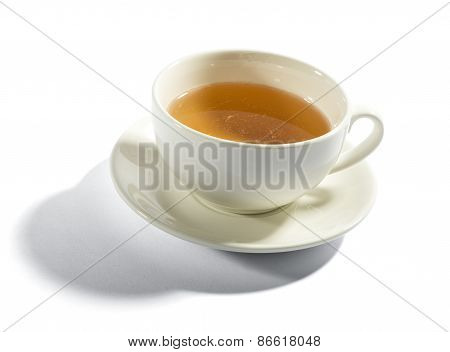 Cup Of Milky Tea