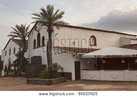Bar La Macia. Finca In Tordera