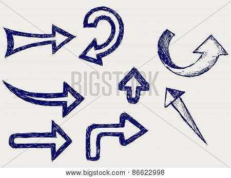 Symbols arrows
