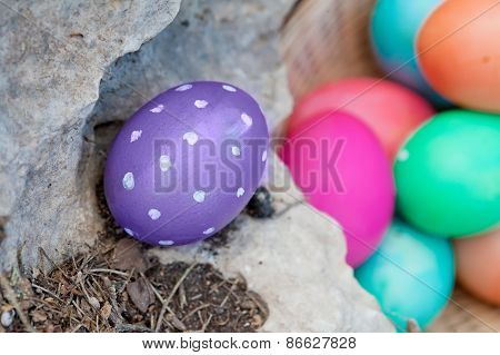Hiding The First Egg