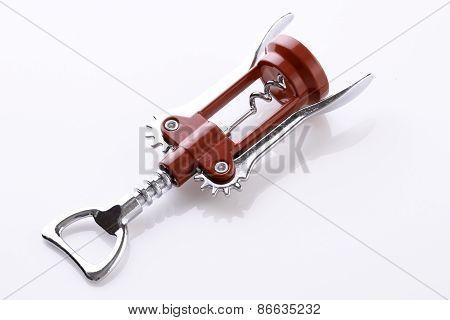 Corkscrew Or Wine Opener