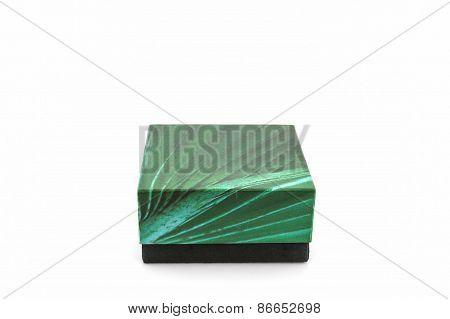 Green Paper Box.