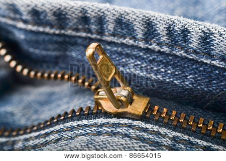 The Golden Zipper