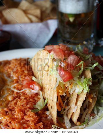 Tex-Mex Lunch