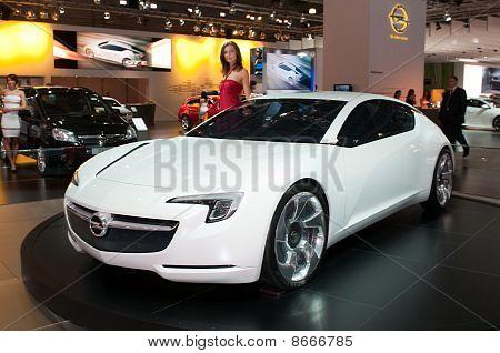 Concept-car Opel Flextreme GT/E