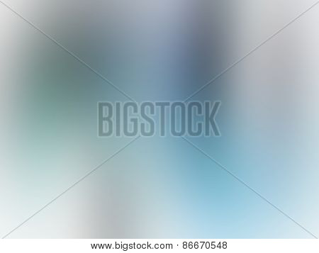 Abstract Background With Gradient Blur