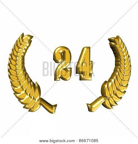 24 Jubilee