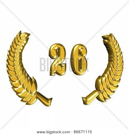 26 Jubilee