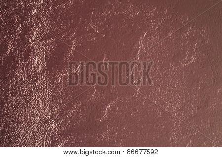 Red Textured Varnish
