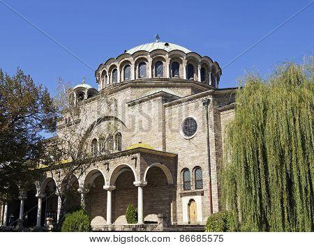 St Nedelya Church (holy Sunday Church)