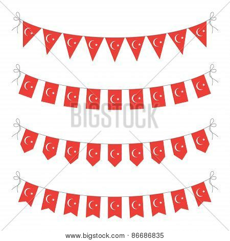 turkish bunting