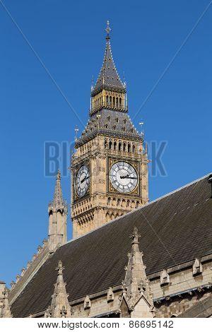 Big Ben (elizabeth Tower)