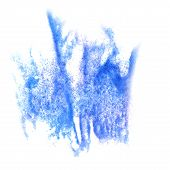 pic of insults  - Abstract blue watercolor background for your   design insult - JPG