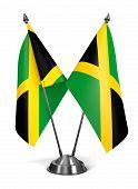 picture of jamaican flag  - Jamaica  - JPG