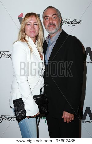 LOS ANGELES - JUN 11:  Titus Welliver at the TheWrap's 2nd Annual Emmy Party at the London Hotel on June 11, 2015 in West Hollywood, CA