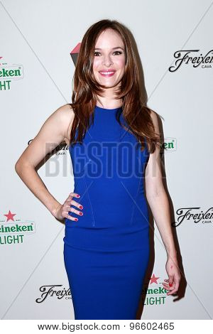 LOS ANGELES - JUN 11:  Danielle Panabaker at the TheWrap's 2nd Annual Emmy Party at the London Hotel on June 11, 2015 in West Hollywood, CA