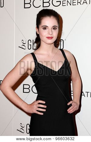 LOS ANGELES - MAY 7:  Vanessa Marano at the NYLON Magazine Young Hollywood Issue Party  at the HYDE Sunset on May 7, 2015 in West Hollywood, CA