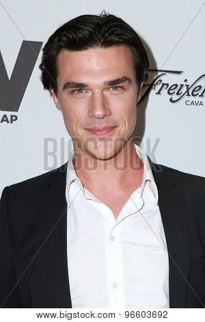LOS ANGELES - JUN 11:  Finn Wittrock at the TheWrap's 2nd Annual Emmy Party at the London Hotel on June 11, 2015 in West Hollywood, CA