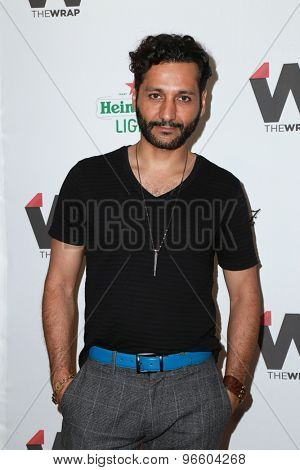 LOS ANGELES - JUN 11:  Cas Anvar at the TheWrap's 2nd Annual Emmy Party at the London Hotel on June 11, 2015 in West Hollywood, CA