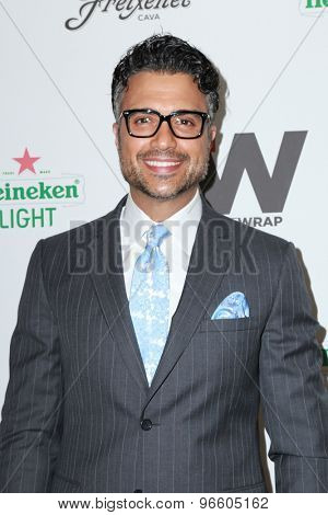 LOS ANGELES - JUN 11:  Jaime Camil at the TheWrap's 2nd Annual Emmy Party at the London Hotel on June 11, 2015 in West Hollywood, CA