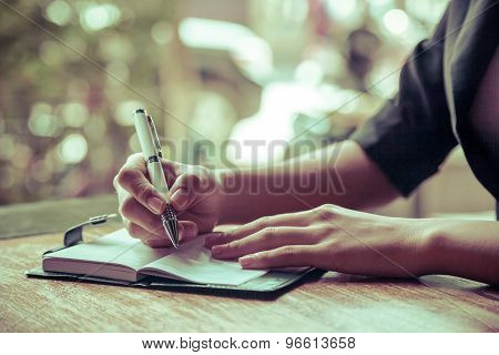 writing a journal