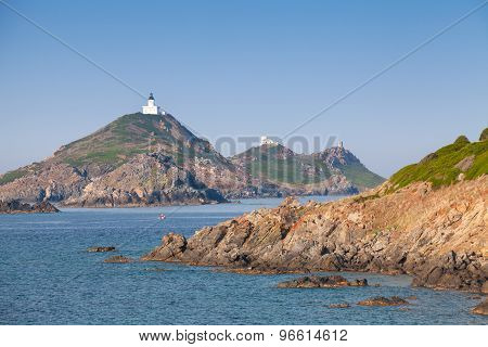 Isles Sanguinaires, Small Archipelago, Corsica